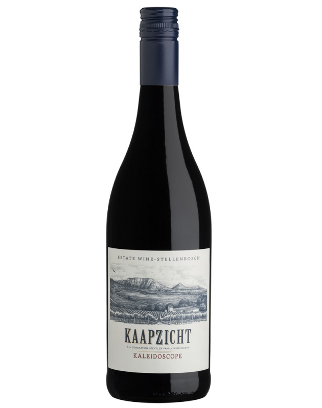 Kaapzicht Kaleidoscope Red 2018